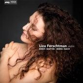 Biber   Bartók   Berio   Bach by Liza Ferschtman