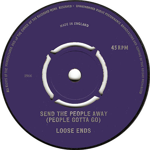 Send the People Away (People Gotta Go) by Loose Ends