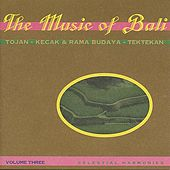 The Music of Bali, Vol. 3: Kecak & Tektekan by Tojan/Rama Budaya