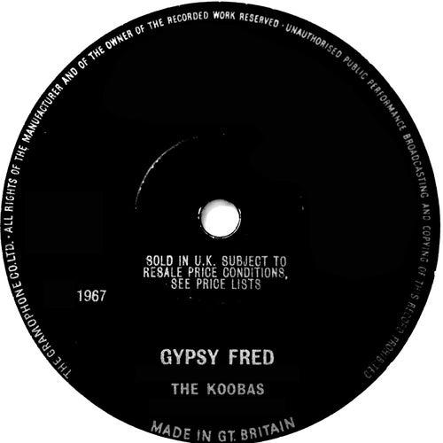 Gypsy Fred by The Koobas