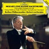 Mozart: Eine kleine Nachtmusik / Grieg: Holberg Suite / Prokofiev: Symphonie Classique by Berliner Philharmoniker