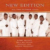 All The Number Ones de New Edition