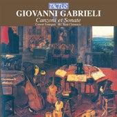Gabrieli: Canzoni et Sonate by Consort Fontegara