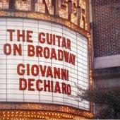 The Guitar on Broadway by Giovanni De Chiaro