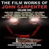 The Film Works of John Carpenter - Volume One di Various Artists