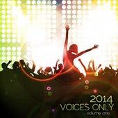Voices Only 2014, Vol. 1 (A Cappella) von Various Artists