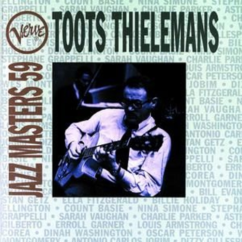 Verve Jazz Masters 59 by Toots Thielemans