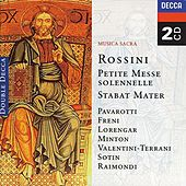 Rossini: Petite messe solennelle; Stabat Mater by Various Artists