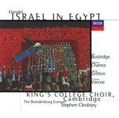 Handel: Israel in Egypt von Choir of King's College, Cambridge