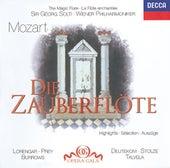 Mozart: Die Zauberflöte - Highlights de Pilar Lorengar