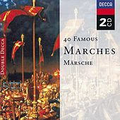 40 Famous Marches de Various Artists