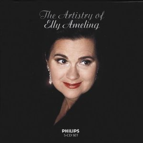 The Artistry of Elly Ameling by Various Artists