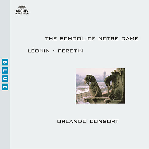 The School of Notre Dame by The Orlando Consort