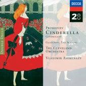 Prokofiev: Cinderella/Glazunov: The Seasons de Various Artists