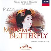 Puccini: Madama Butterfly - Highlights by Various Artists
