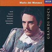 Mario del Monaco - L'Africaine / Tosca / Il Trovatore by Various Artists