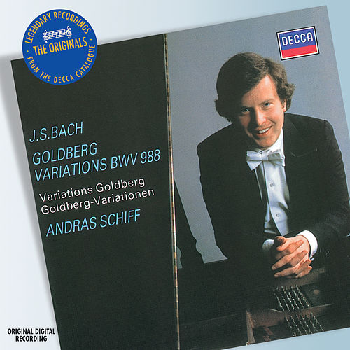 Bach: Goldberg Variations by András Schiff