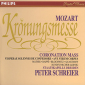 Mozart: Coronation Mass; Vesperae solennes de Confessore; Ave verum corpus by Various Artists