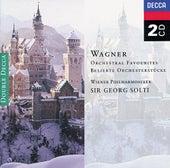 Wagner: Orchestral Favourites de Wiener Philharmoniker