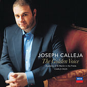 The Golden Voice by Joseph Calleja
