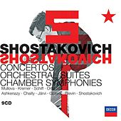 Shostakovich: Orchestral Music & Concertos by Various Artists