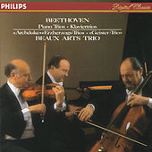 Beethoven: Piano Trio in B flat; Piano Trio in D by Beaux Arts Trio