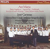 José Carreras - Ave Maria; Panis Angelicus; Agnus Die; Hallelujah; Jesus, Joy Of Man's Desiring von José Carreras