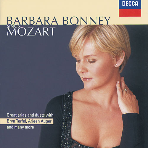 Barbara Bonney Sings Mozart by Barbara Bonney