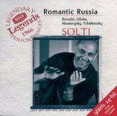 Romantic Russia - Borodin / Glinka / Mussorgsky / Tchaikovsky de London Symphony Orchestra