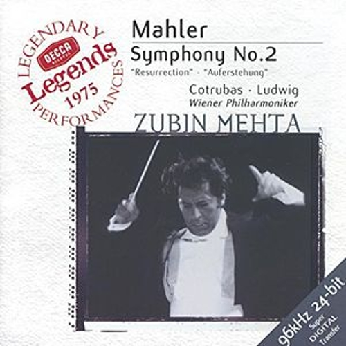 Mahler: Symphony No.2 by Various Artists