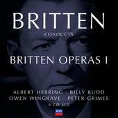 Britten conducts Britten: Opera Vol.1 de Various Artists