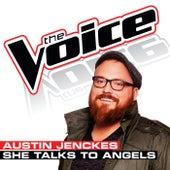 She Talks To Angels by Austin Jenckes