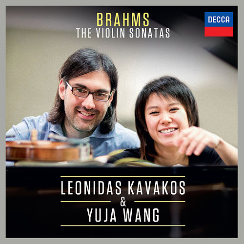 Brahms: The Violin Sonatas by Leonidas Kavakos