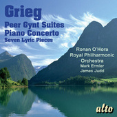 Grieg: Peer Gynt Suites; Piano Concerto by Various Artists