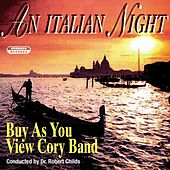 An Italian Night von Buy As You View Cory Band