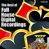 The Best of Full House Digital Recordings - Single by Various Artists