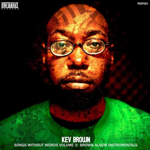 Brown Album Instrumentals by Kev Brown
