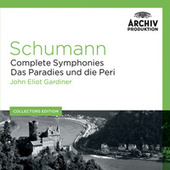 Schumann: Complete Symphonies; Das Paradies und die Peri by Various Artists