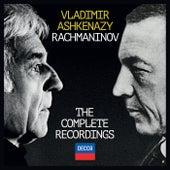 Rachmaninov: The Complete Recordings by Vladimir Ashkenazy