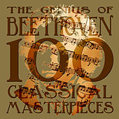The Genius on Beethoven: 100 Classical Masterpieces by Various Artists