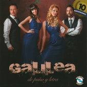 De Puño y Letra de Orquesta Galilea