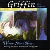 Where Silence Reigns: Music by Ross Bauer, Milton Babbitt, Timothy Geller by Various Artists