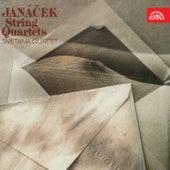 Janáček:  String Quartets No. 1 & No. 2 by Smetana Quartet