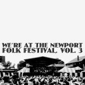 We're at the Newport Folk Festival, Vol. 3 (Live) de Various Artists