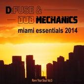 D:Fuse & Dub Mechanics Present: Revv Your Soul Vol. 5 Miami Essentials 2014 - Single by Various Artists