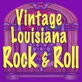 Vintage Louisiana Rock & Roll de Various Artists