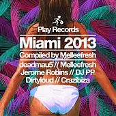 Play Records Miami 2013 - EP von Various Artists