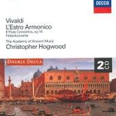 Vivaldi: L'Estro Armonico ; 6 Flute Concertos by Various Artists