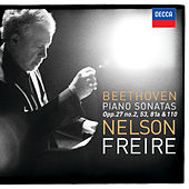Beethoven: Piano Sonatas by Nelson Freire