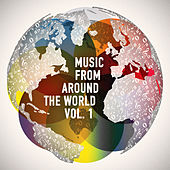 Music from Around the World, Vol. 1 (20 Tracks from 20 Different Cultures) de Various Artists